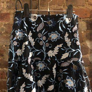 Sandro emblished mini skirt / New with tag
